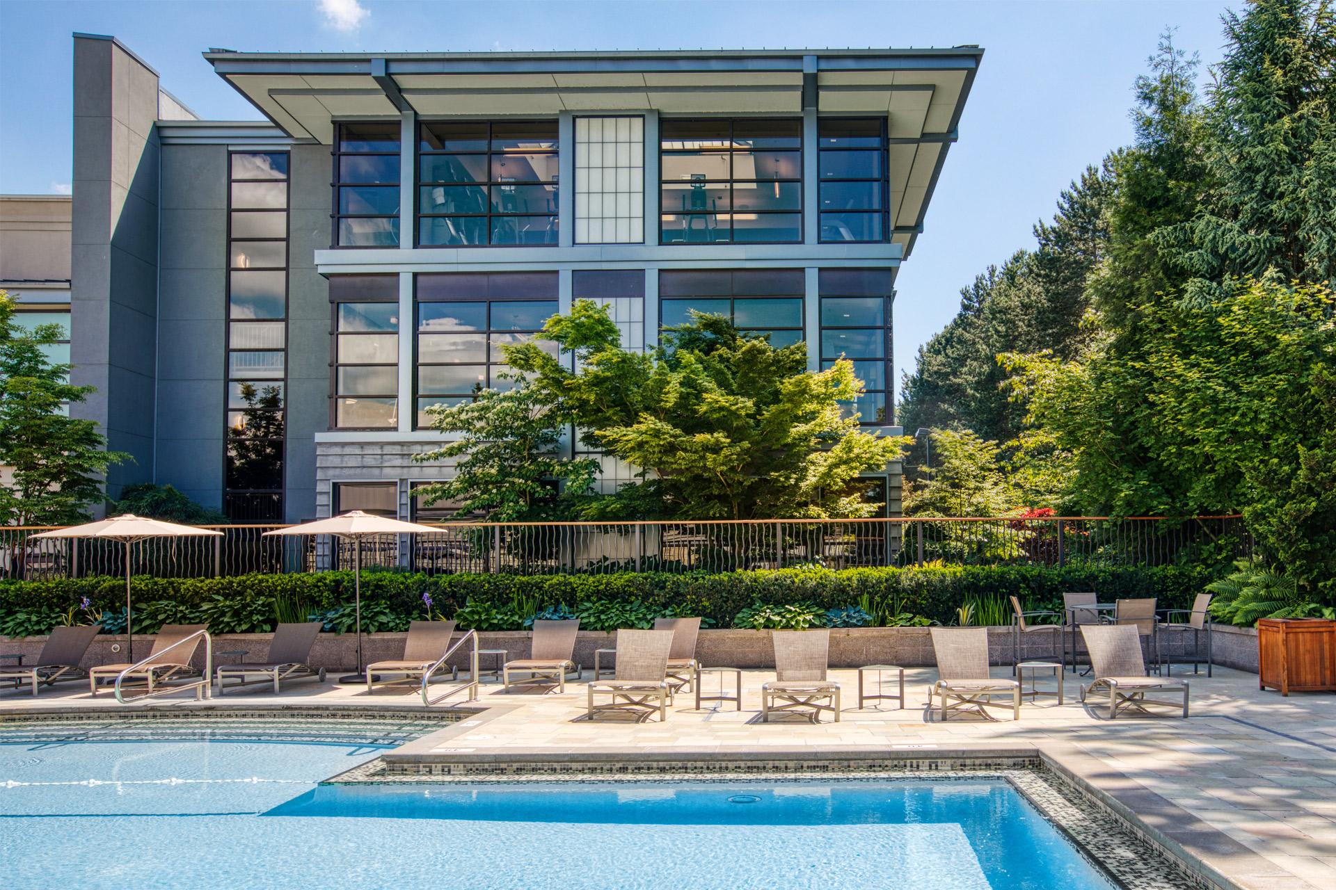 Bellevue Club Hotel Pool