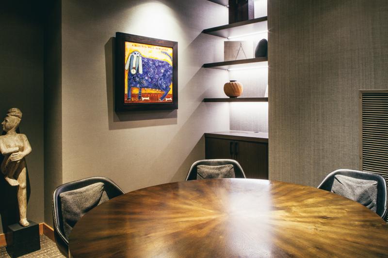 Bellevue Club Hotel Business meeting Room