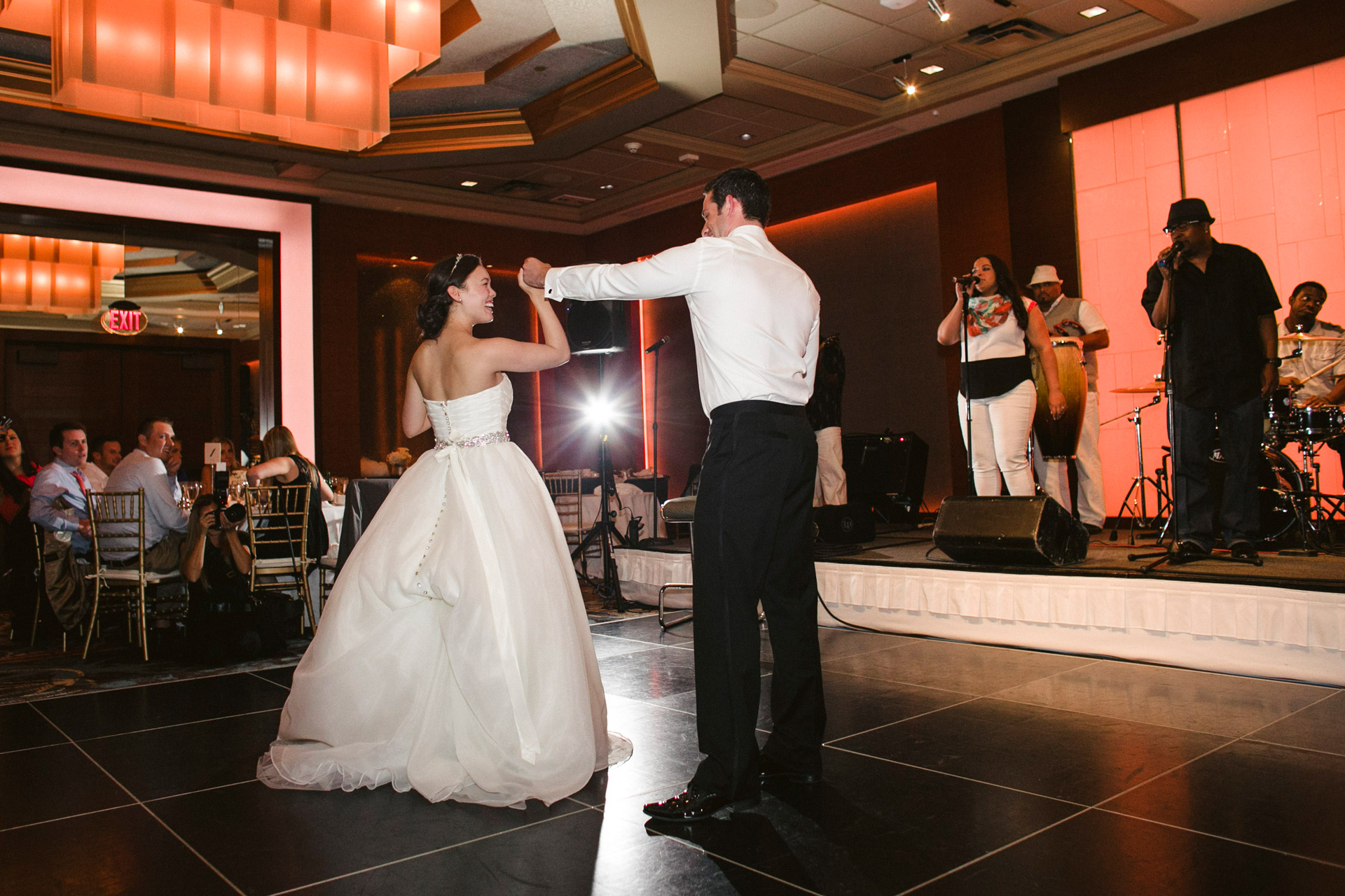 Bellevue Club Hotel Wedding